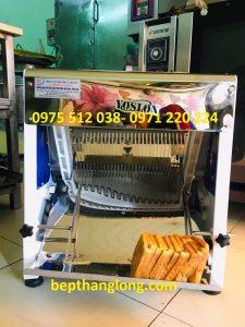 máy cắt bánh mỳ Sandwich