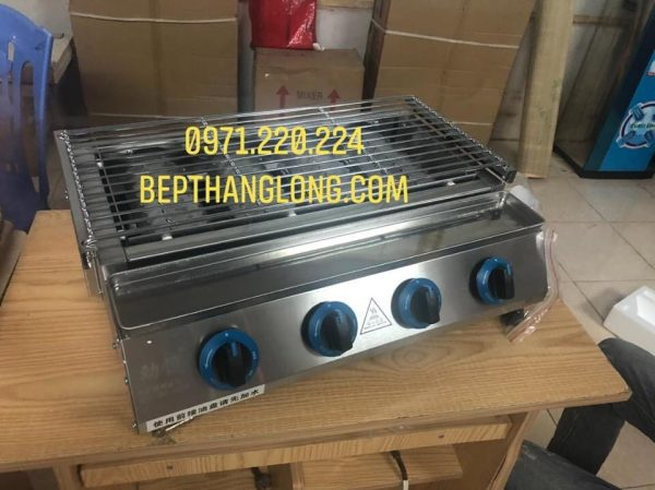 bep nuong bbq dung gas
