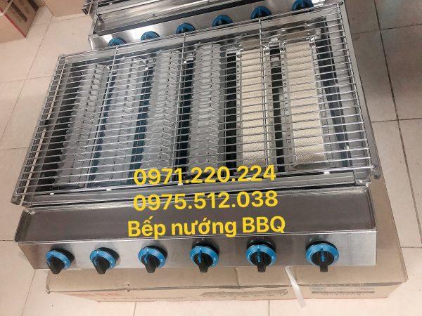 bếp nướng không khói F006