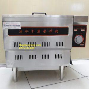 Bếp chiên tách dầu 18l